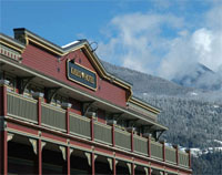 Kaslo Hotel Video