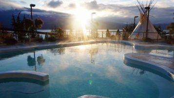Ainsworth Hot Springs Pkg.